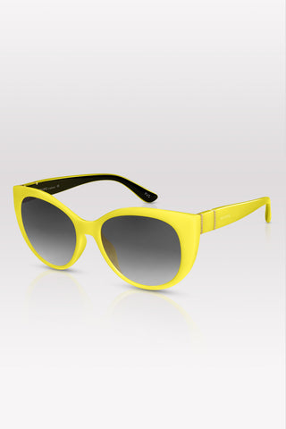 Hot Stuff Retro Round Sunglasses by PERVERSE sunglasses