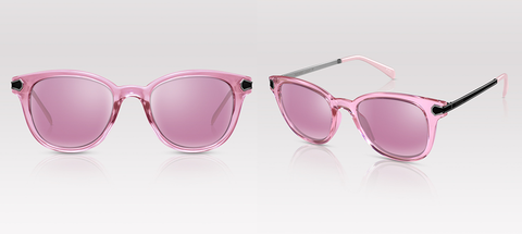 PERVERSE sunglasses supports Breast Cancer Research Fund