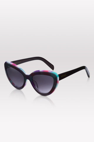 Ultra 03-Andromeda Acetate Cat-eye sunglasses PERVERSE sunglasses National Lipstick Day
