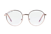 Blue Light Blocking Glasses 02-Rose Gold