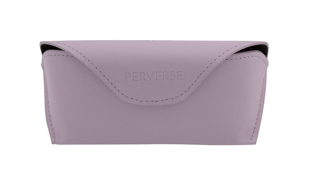 01-Lavender: Lavender case w/soft black interior.