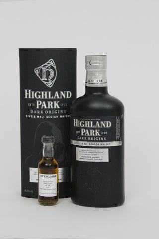 Highland Park- Dark Origins - 46.8% - 50ml