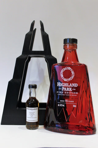 Highland Park - Fire Edition - 15 years old - 45.2% - 50ml Sample
