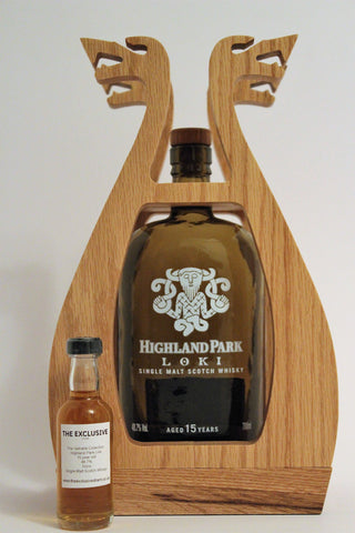"Highland Park - The Valhalla Collection - ""Loki"" 15 years old - 48.7% - 50ml Sample"