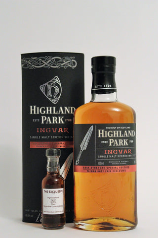 Highland Park - Ingvar - 60.5% - 50ml Sample