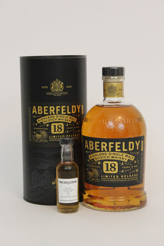 Aberfeldy - Limited Release - 18 years old - 40% - 50ml Sample