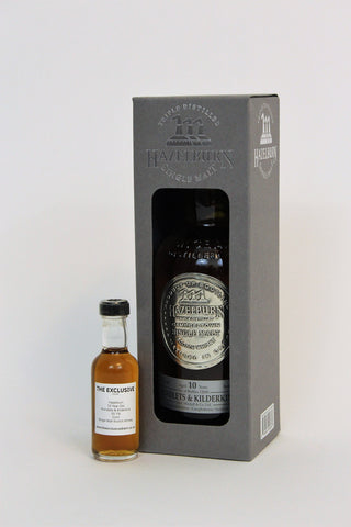 Hazelburn - 10 Year Old - Rundlets & Kilderkins - 50.1% - 50ml Sample