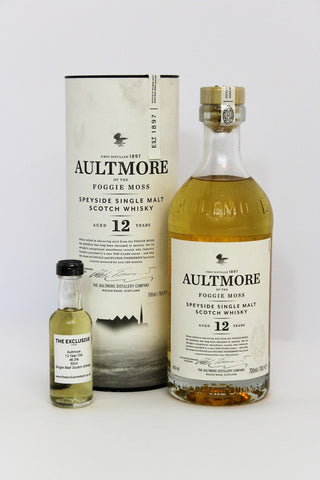 Aultmore - 12 Year Old - 46.0% - 50ml Sample