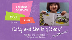 The Princess Awesome Book Club Digs Deep for