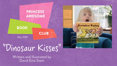 The Princess Awesome Book Club Adores
