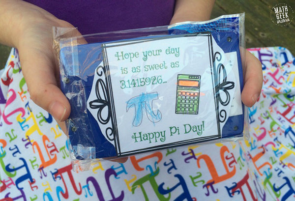 Free Printable Awesome Pi Lentines For Pi Day Princess