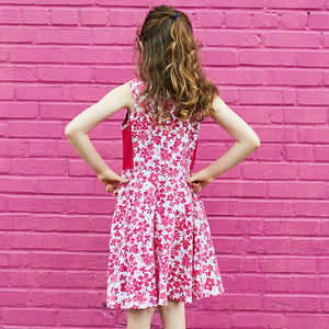 Super Secret Hidden Ninja Skater Play Dress
