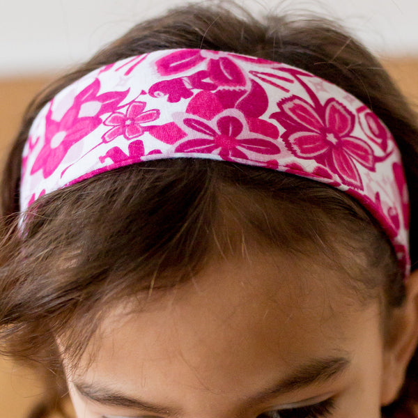 Super Secret Hidden Ninja Headband - Child