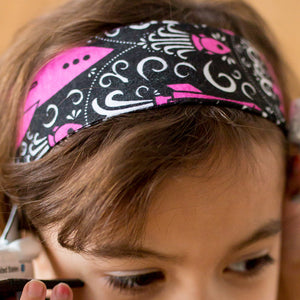 """Fleur-de-Lift-Off"" Rockets Headband - Child"