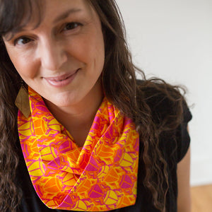 Bugs Infinity Scarf - Princess Awesome - 1