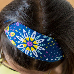 """Roots and STEMs"" Math Garden Headband - Child"