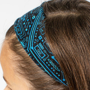 """Up to Code"" Circuits Headband - Child"