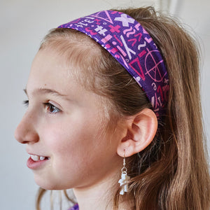 """I Spy Pi"" Math Headband - Child"