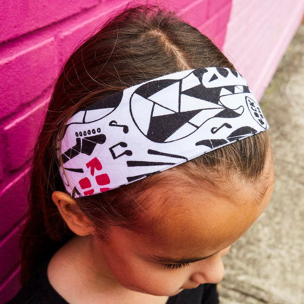 """Treblemaker"" Rock Guitars Headband - Child"
