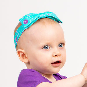 """Up and Atom"" Chemistry Headband - Infant"