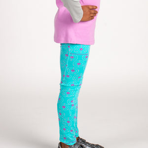 """Up and Atom"" Chemistry Leggings with Pockets"