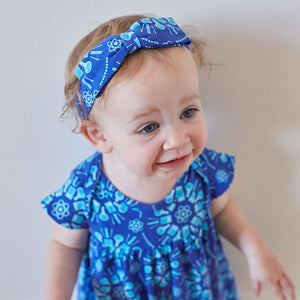 """Atomic Flurry"" Headband - Infant"