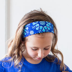 """Atomic Flurry"" Headband - All Sizes - Princess Awesome - 1"