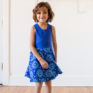 """Atomic Flurry"" Twirly Play Dress - Princess Awesome - 4"