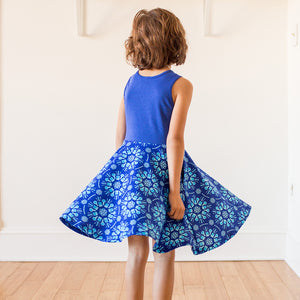 """Atomic Flurry"" Twirly Play Dress - Princess Awesome - 5"
