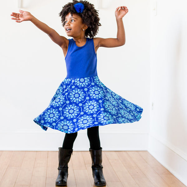 """Atomic Flurry"" Twirly Play Dress - Princess Awesome - 1"