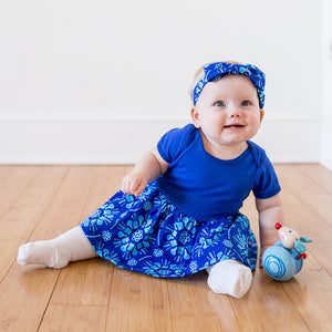 """Atomic Flurry"" Infant Snapsuit - Princess Awesome - 2"