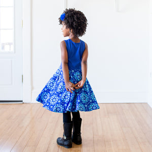 """Atomic Flurry"" Twirly Play Dress - Princess Awesome - 7"