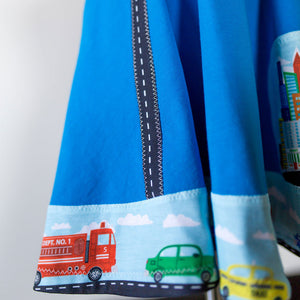 Cars Busy Dress - Princess Awesome - 3