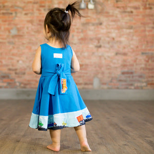 Cars Busy Dress - Princess Awesome - 4