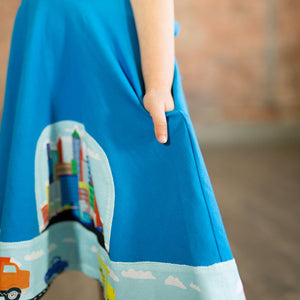 Cars Busy Dress - Princess Awesome - 6