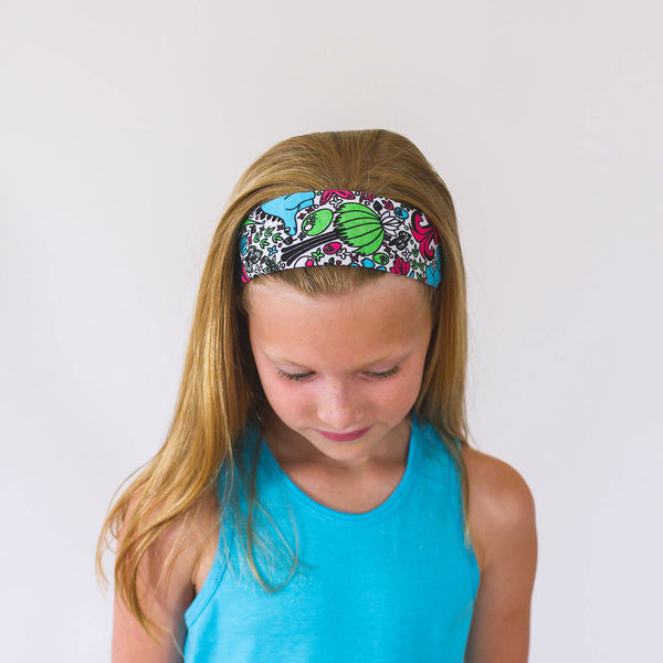 """She-Rex"" Dinosaurs Headband - Child - Princess Awesome"