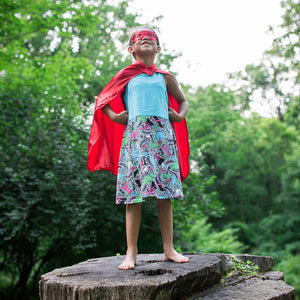 """She-Rex"" Dinosaurs Play Dress - Princess Awesome - 3"
