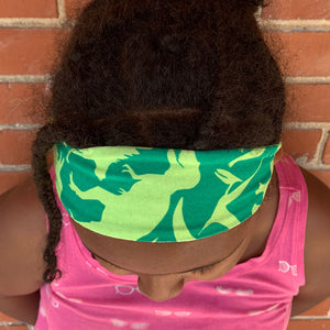"""Land Before Lime"" Dinosaurs Headband - Child"