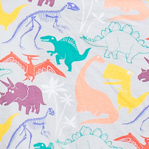 """Mesozoic Mischief"" Infant Dress"