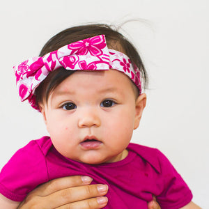 Super Secret Hidden Ninja Headband - Infants - Princess Awesome