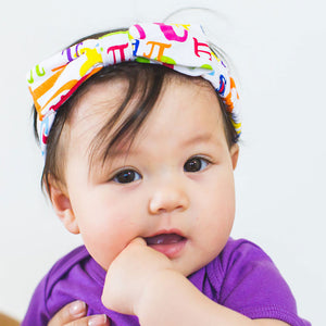 """Pi in the Sky"" Headband - Infants - Princess Awesome"