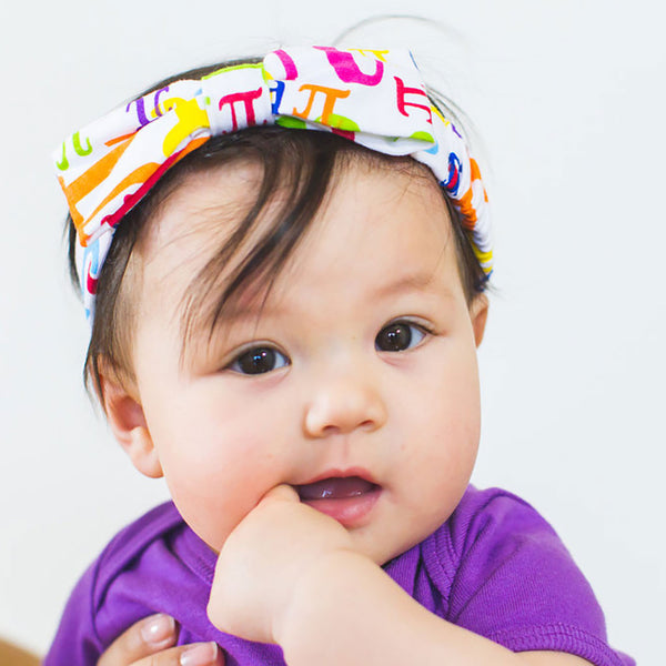 """Pi in the Sky"" Headband - Infants"