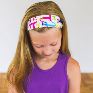 """Pi in the Sky"" Headband - Child - Princess Awesome - 2"