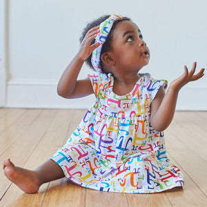 """Pi in the Sky"" Infant Dress"