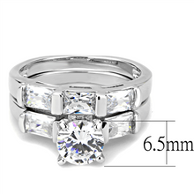 Load image into Gallery viewer, 1 Wedding Set Designer Replica Vintage Newest Ring