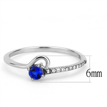 Load image into Gallery viewer, Blue Sapphire September Birthstone Newest Petite