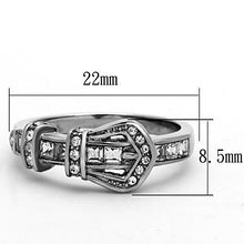Load image into Gallery viewer, Stainless Buckle Ring