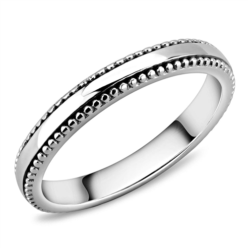 Band of Stainless Steel Comfort Fit Men's and Women Newest