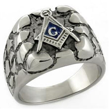 Load image into Gallery viewer, Men's Masonic Ring COMING SOON!!