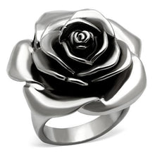 Load image into Gallery viewer, Large Flower-Stainless Steel Ring